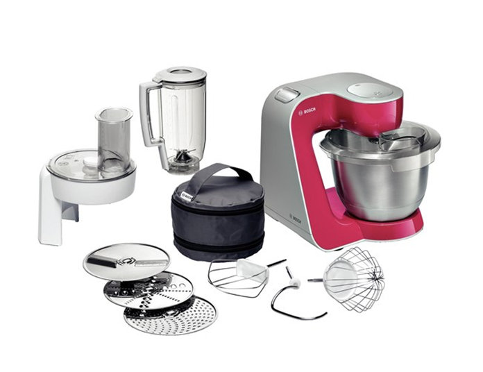 Tentation Design – Kitchen Machine MUM5 de Bosch