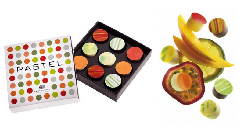 Tentation Gourmande – Collection Pastel de Pierre Marcolini