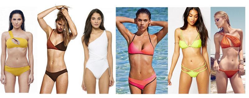 Les 30 maillots de bain tendances de l'été 2015