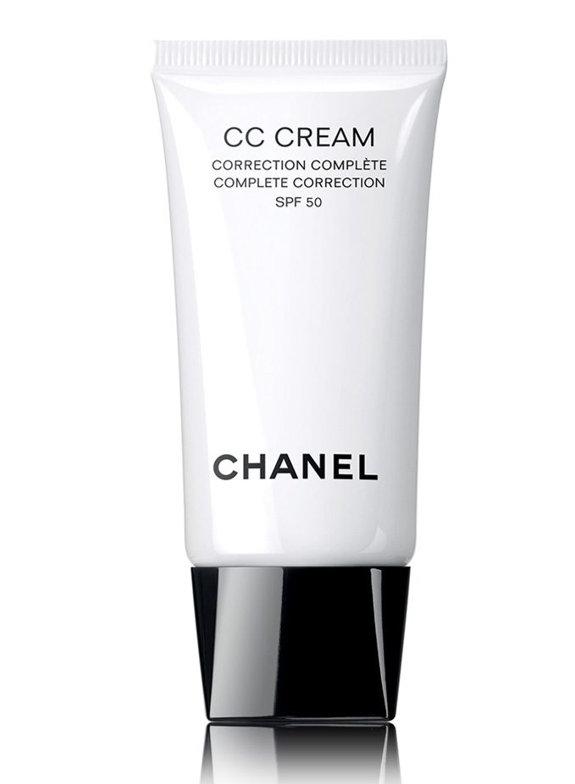 Tentation Beauté – La nouvelle CC Cream de Chanel