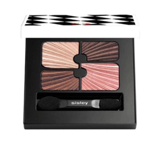 Tentation Beauté – Sisley lance des palettes d'ombres à paupières 2 en 1