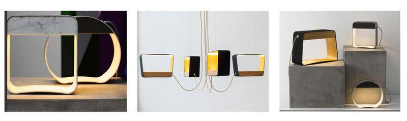 Tentation Design – Collection Eau de Lumière de Davide Oppizzi