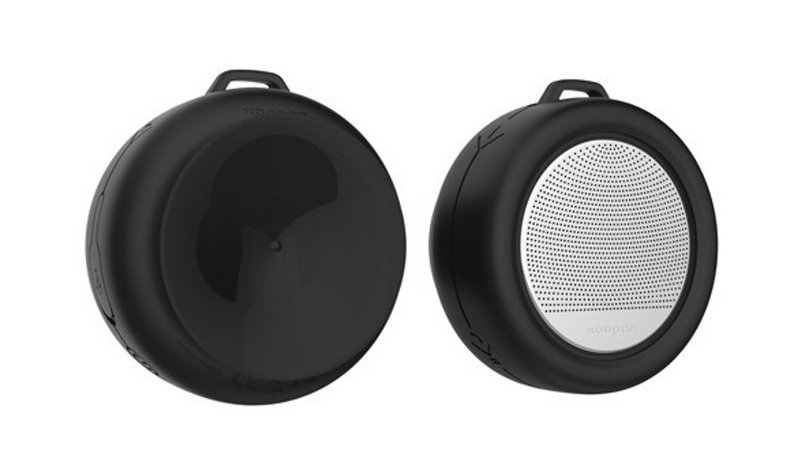 Tentation High-Tech – Enceinte Splash Speaker de Xoopar