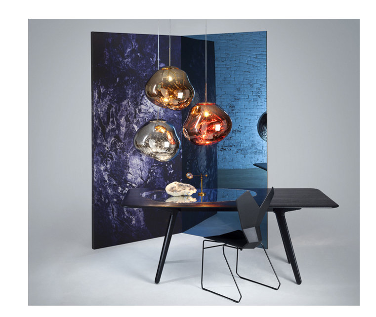Tentation Design – Suspension Melt Tom Dixon pour Front