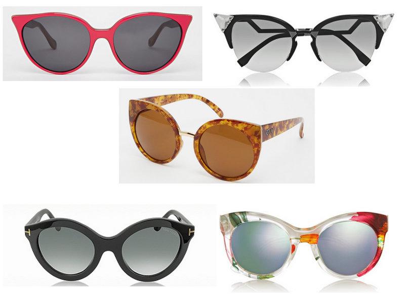 Les 50 lunettes de soleil tendances de l été 2015 – Blooming Trend ... 6c0e228aae67