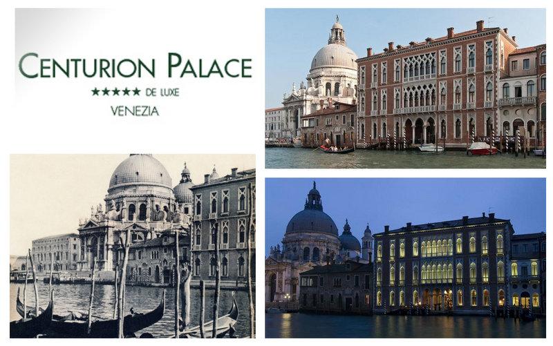Les plus beaux hôtels de Venise – Le Centurion Palace*****