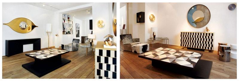 La Galerie Negropontes présente sa 3ème collection: Reflets Décalés
