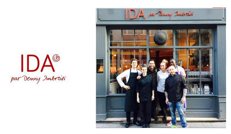 J'ai testé le restaurant IDA par Denny Imbroisi