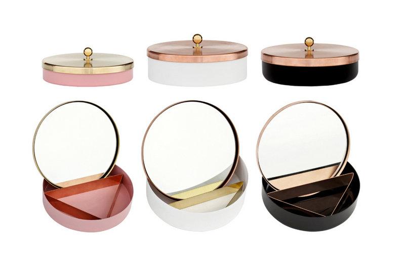 Tentation Design – Boîtes en verre Cristina Celestino