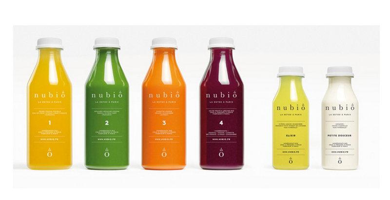 Tentation Gourmande – Cure Detox Nouveau Départ de Nubio