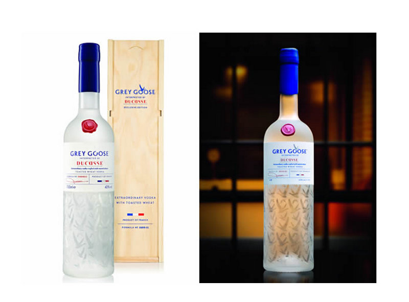 Tentation Gourmande – Vodka Grey Goose x Alain Ducasse