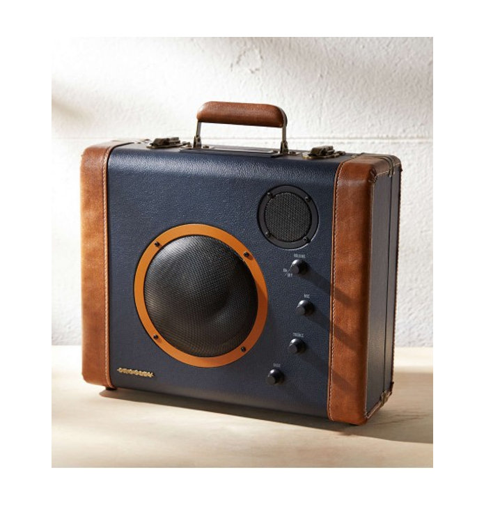 Tentation High-Tech – Enceinte portative Sound Bomb de Crosley