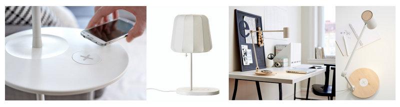 Tentation High -Tech – IKEA lance une collection de meubles avec chargeur intégré