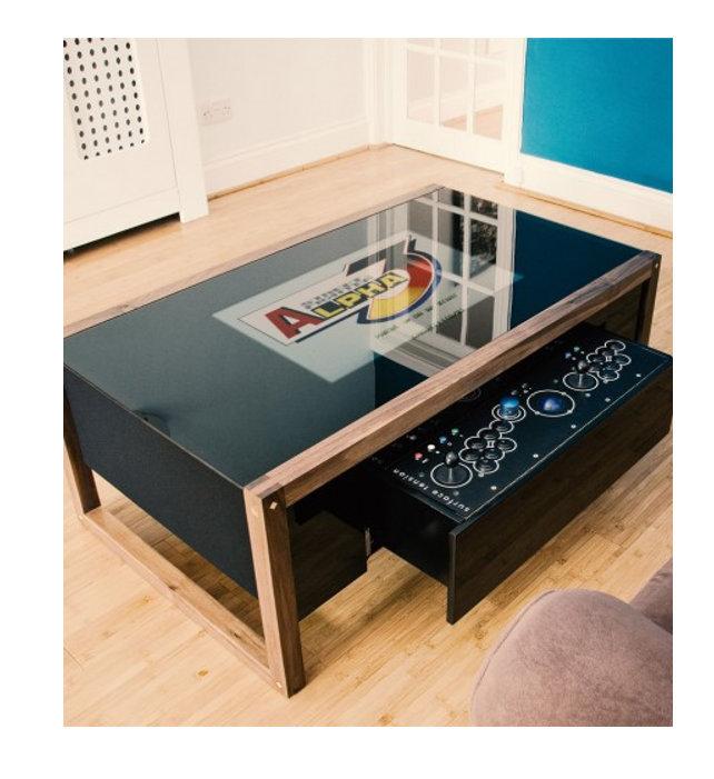 Tentation High-Tech – Table interactive Arcade Arcane