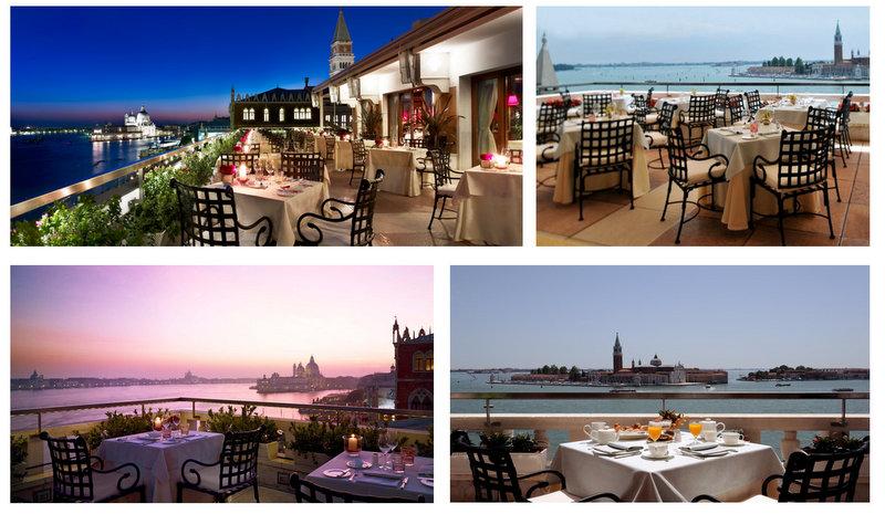J'ai testé le restaurant Terrazza Danieli à Venise