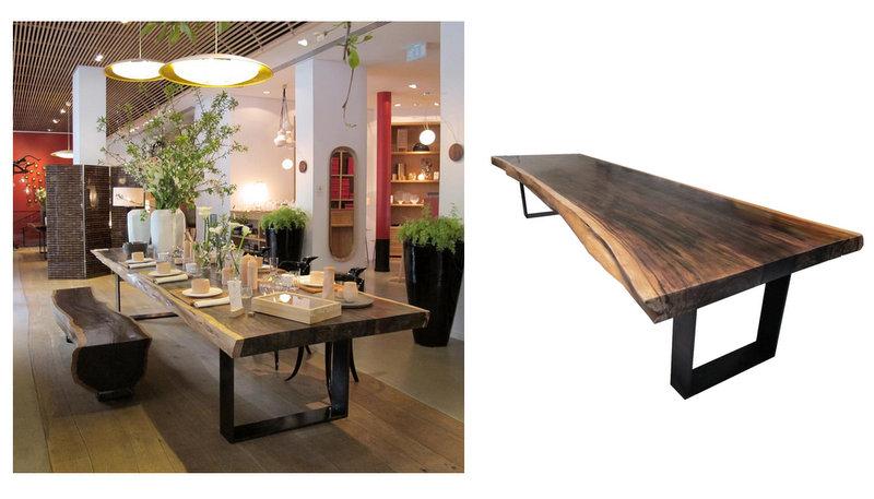 Tentation Design – La Table de Bali par La Compagnie Française de l'Orient et