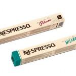 Tentation Gourmande – Nespresso propose deux nouveaux Grands Crus, en hommage à l'Italie