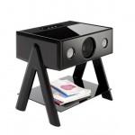 Tentation High-Tech – Enceinte Cube par La Boîte Concept