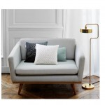 Tentation Design – Canapé Love Seat Madura & Red Edition