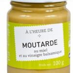 Tentation Gourmande – Moutarde au miel et vinaigre balsamique Picard