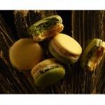Tentation Gourmande – Macaron Citron Caviar par Pierre Hermé