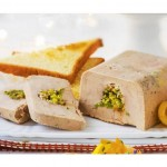 Tentation Gourmande – Foie gras de canard du Sud-Ouest coeur mirabelle et pistache de Picard