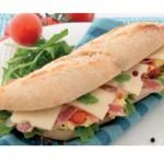 Tentation Gourmande – Sandwich Chef British par Thierry de Groote à la Croissanterie
