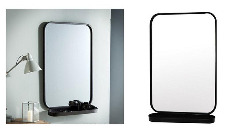 tentation design miroir tag re akhal blooming trend par glawdys rom o blogueuse tendances. Black Bedroom Furniture Sets. Home Design Ideas