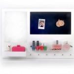 Tentation Design – Organisateur mural Multitasker par XL Bloom