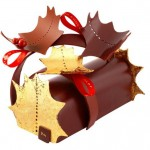 Tentation Gourmande – Bûche féérique par La Maison du chocolat