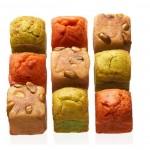 Tentation Gourmande – Cakes salés au carré de Fauchon