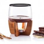 Tentation Gourmande – Set à fondue au chocolat XD Design