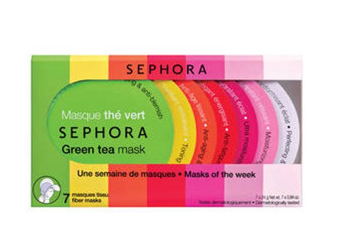 site réputé gamme complète de spécifications 60% pas cher Tentation Beauté – Coffret de 7 masques en tissu Sephora