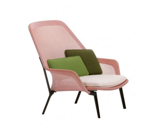 Tentation mode fauteuil slow des fr res bouroullec pour for Fauteuil design vitra
