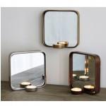 Tentation Design – Miroir Photophore Mica par Caravane