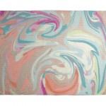 Tentation Design – Tapis Swirl acrylique par Esprit