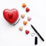 Tentation Gourmande – Chocolats Spécial Saint-Valentin Falling in Love par Pierre Marcolini