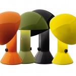 Tentation Design – Lampe de table Elmetto de Martinelli Luce