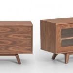 Tentation Design – Banc TV en bois Retro par Sodezign