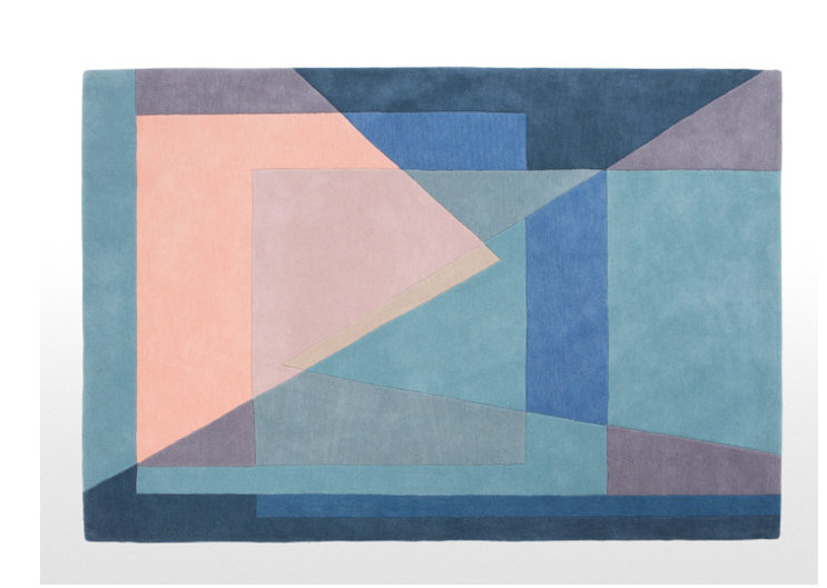tentation-design-tapis-pyramid-madecom