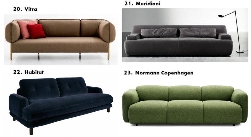 les 40 canap s tendance de la saison blooming trend par. Black Bedroom Furniture Sets. Home Design Ideas