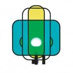 Tentation Design – Lampe Chroma de Roche Bobois