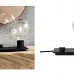 Tentation Design – Lampe Control Noir de Muuto