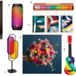 [Tendance Couleur] – Over the rainbow: sélection de 10 objets sensoriels
