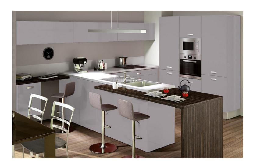 Tentation Design Cuisine Light Cuisinella